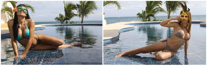 Cancun night life swingers The Swingset Takes Desire